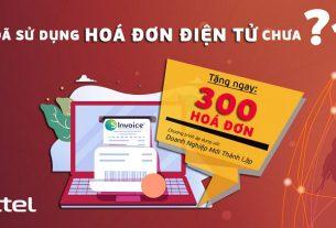 Giới thiệu và bảng giá đăng ký dịch vụ hóa đơn điện tử viettel