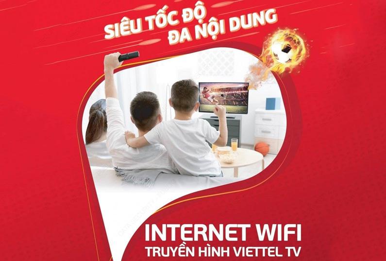 Lap Mang Viettel Internet Wifi Cap Quang Tai Binh Duong