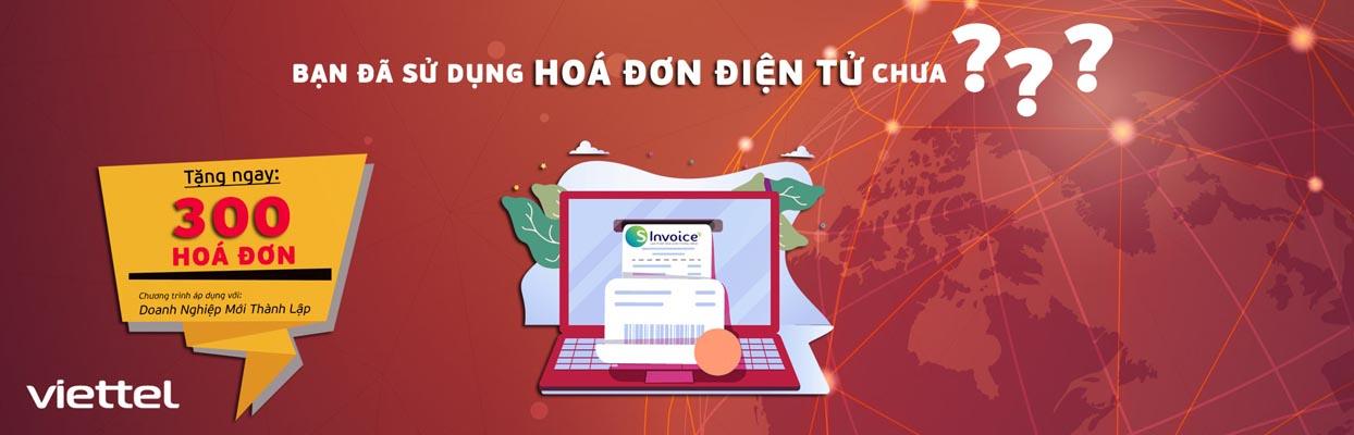 Làm thế nào để sử dụng dịch vụ hoá đơn điện tửviettel?